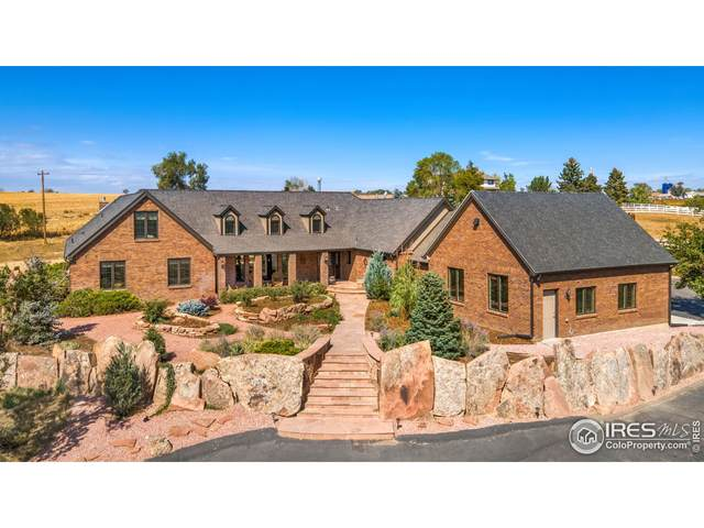 12 Dos Rios, Greeley, CO 80634 (MLS #952980) :: Coldwell Banker Plains