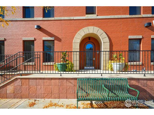 261 Pine St #106, Fort Collins, CO 80524 (MLS #952990) :: J2 Real Estate Group at Remax Alliance