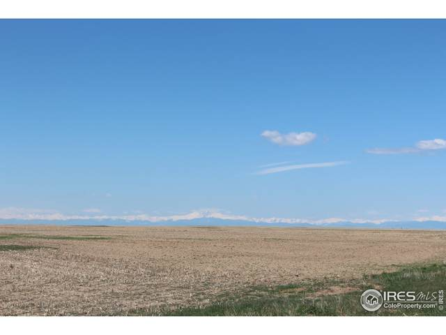 County Road 84 Lot B, Briggsdale, CO 80611 (MLS #952996) :: Coldwell Banker Plains