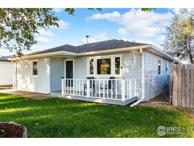 3609 Empire St, Evans, CO 80620 (MLS #953006) :: J2 Real Estate Group at Remax Alliance