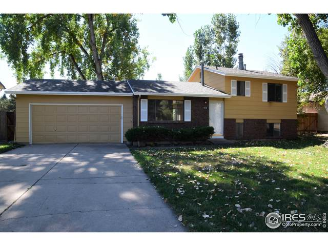 913 Kingston Dr, Fort Collins, CO 80525 (MLS #953015) :: You 1st Realty
