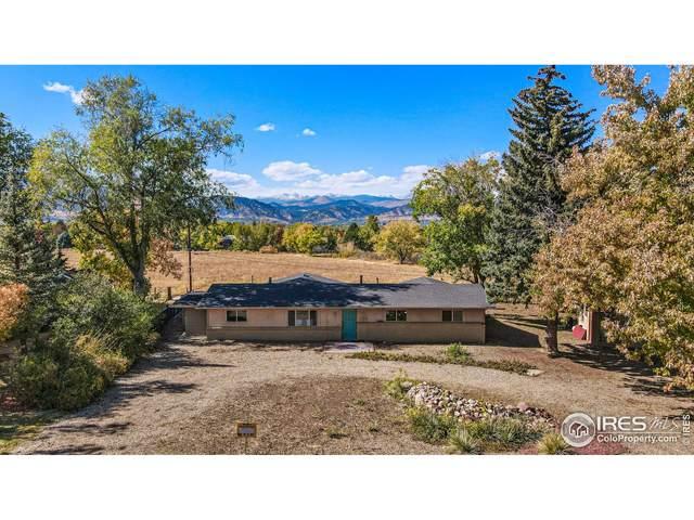 1145 Ravenwood Rd, Boulder, CO 80303 (MLS #953016) :: J2 Real Estate Group at Remax Alliance