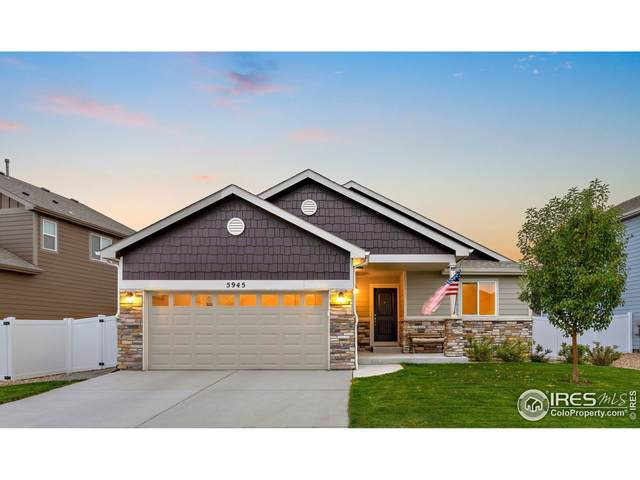 5945 Clarence Dr, Windsor, CO 80550 (MLS #953017) :: Tracy's Team