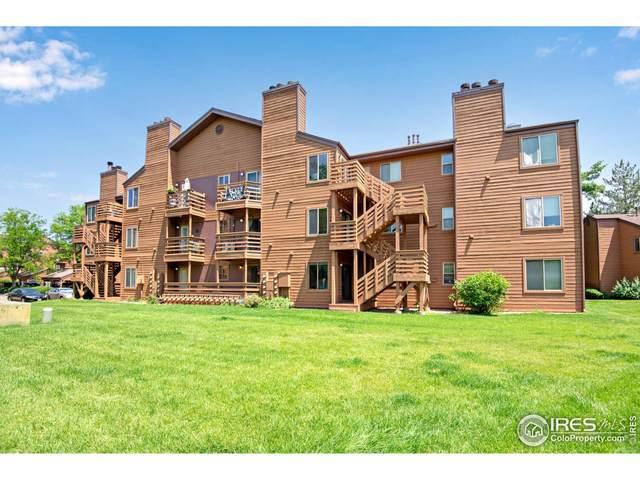 6130 Habitat Dr #1, Boulder, CO 80301 (MLS #953019) :: You 1st Realty