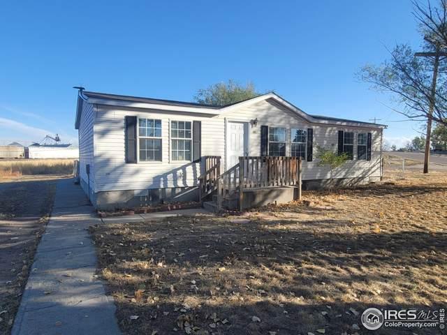 211 E Corona Ave, Wiggins, CO 80654 (MLS #953020) :: RE/MAX Alliance