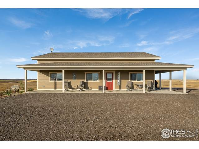 45848 County Road 15 Rd, Fort Collins, CO 80524 (MLS #953058) :: J2 Real Estate Group at Remax Alliance