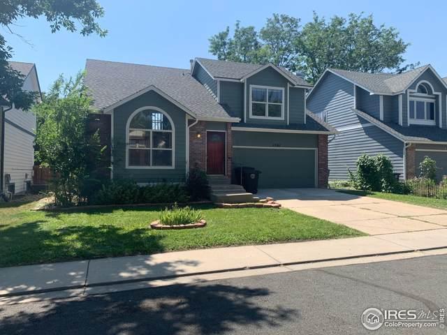 1701 Adkinson Ave, Longmont, CO 80501 (MLS #953061) :: Coldwell Banker Plains