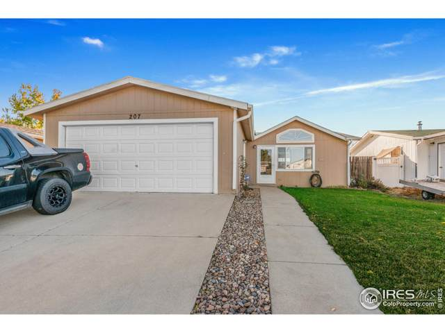207 Valdai St, Lochbuie, CO 80603 (MLS #953069) :: J2 Real Estate Group at Remax Alliance