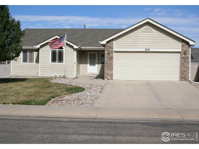 3270 Grizzly Way, Wellington, CO 80549 (MLS #953077) :: J2 Real Estate Group at Remax Alliance