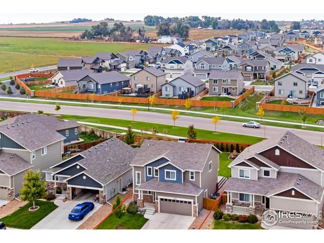 1494 Moraine Valley Dr, Severance, CO 80550 (MLS #953084) :: Coldwell Banker Plains