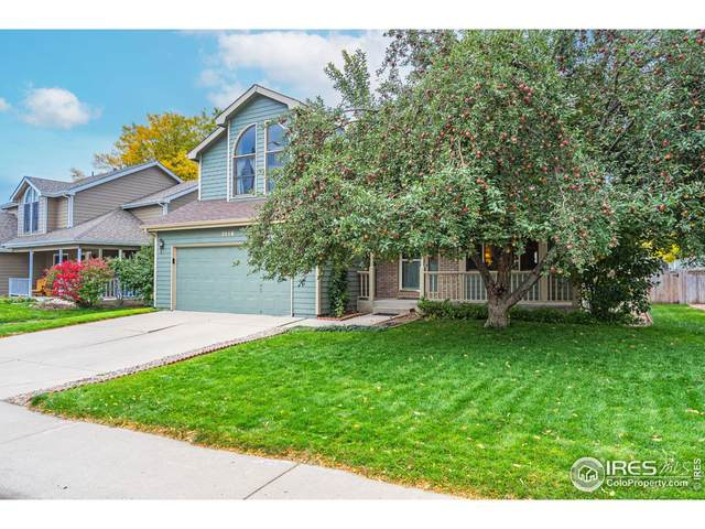 3118 Red Mountain Dr, Fort Collins, CO 80525 (#953106) :: iHomes Colorado