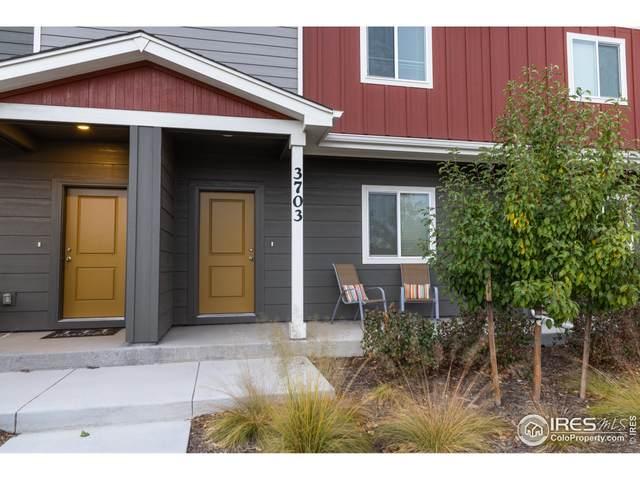 3703 Ronald Reagan Ave, Wellington, CO 80549 (#953111) :: Compass Colorado Realty