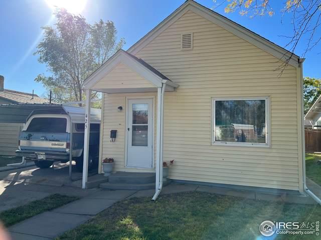 425 N 5th Ave, Sterling, CO 80751 (MLS #953116) :: Jenn Porter Group
