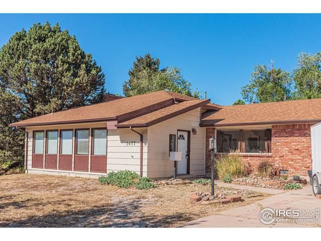 2477 N Circle Dr, Colorado Springs, CO 80909 (#953126) :: milehimodern