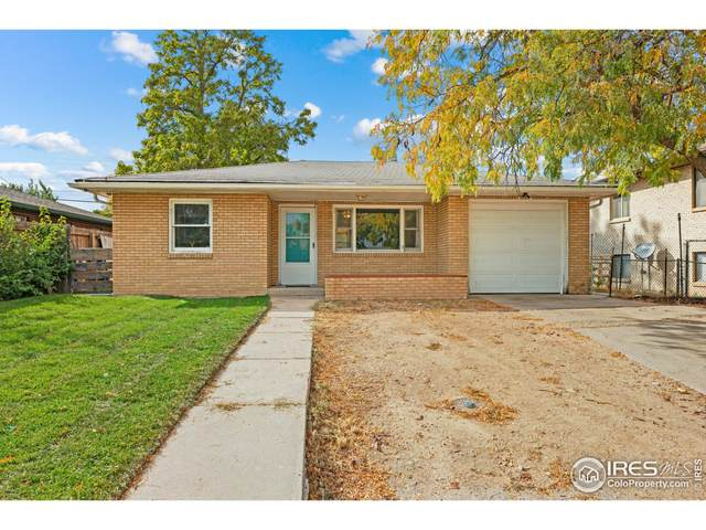 3015 Sunset Dr, Evans, CO 80620 (MLS #953130) :: Tracy's Team