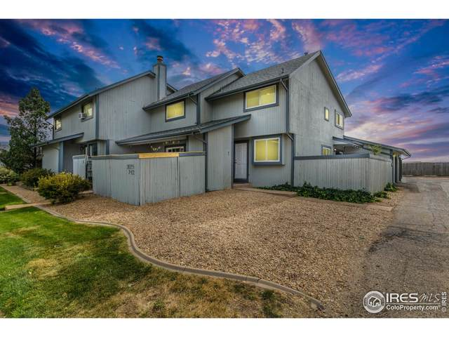 3025 W Stuart St #7, Fort Collins, CO 80526 (MLS #953143) :: You 1st Realty