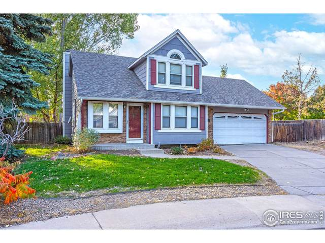 3603 Silvertip Pl, Fort Collins, CO 80525 (MLS #953154) :: RE/MAX Alliance