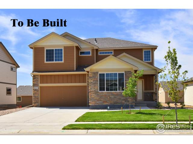 10438 18th St, Greeley, CO 80634 (MLS #953166) :: Find Colorado Real Estate
