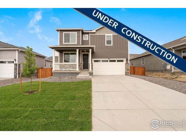 1353 Copeland Falls Rd, Severance, CO 80546 (MLS #953167) :: J2 Real Estate Group at Remax Alliance