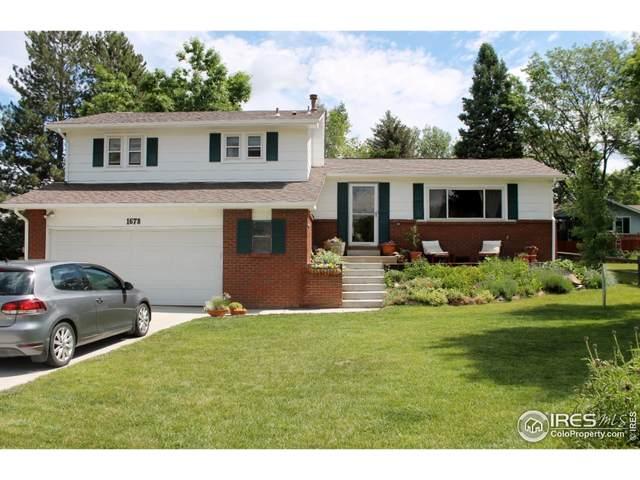 1678 Northwestern Rd, Longmont, CO 80503 (MLS #953181) :: Tracy's Team