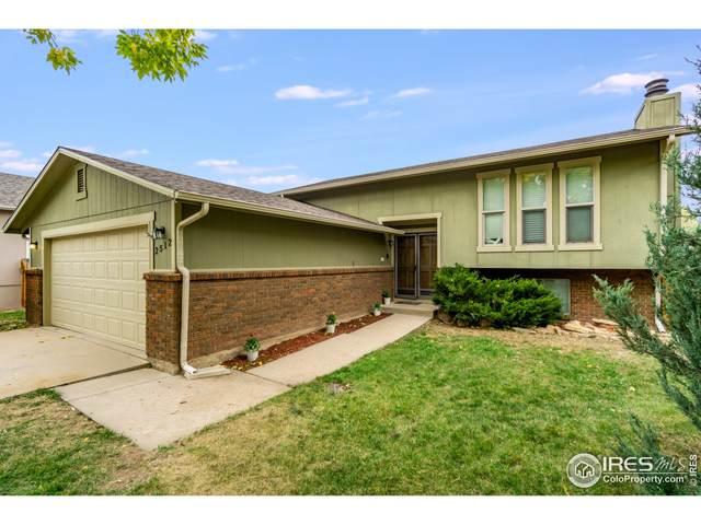2512 Flintridge Pl, Fort Collins, CO 80521 (#953186) :: James Crocker Team