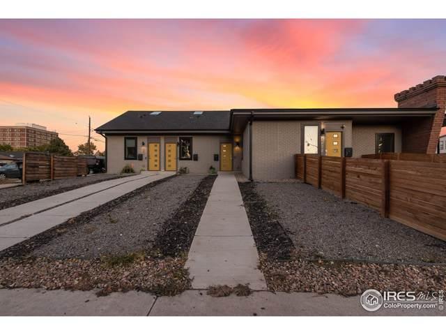 3262 N Elm St, Denver, CO 80207 (#953190) :: iHomes Colorado