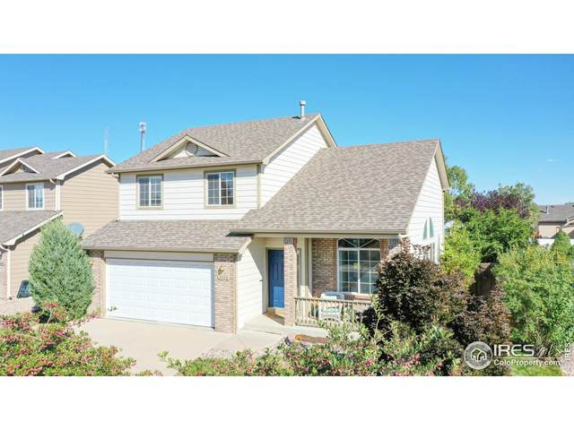 3408 Conestoga Ave, Evans, CO 80620 (MLS #953206) :: You 1st Realty