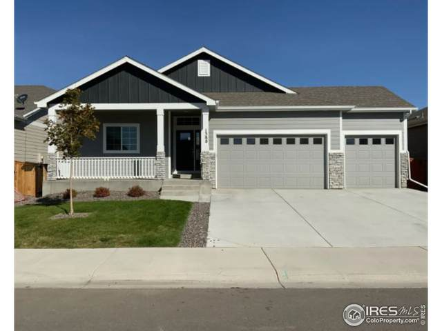 1388 Copeland Falls Rd, Severance, CO 80550 (MLS #953217) :: J2 Real Estate Group at Remax Alliance