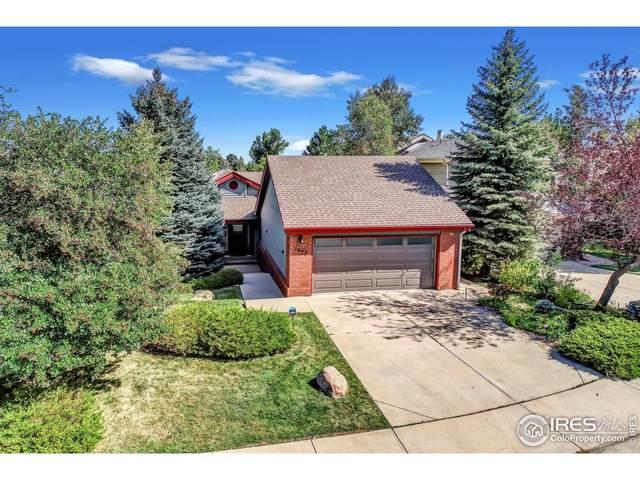 3898 Promontory Ct, Boulder, CO 80304 (MLS #953219) :: Jenn Porter Group