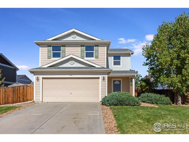 848 Willow Dr, Lochbuie, CO 80603 (MLS #953221) :: RE/MAX Alliance