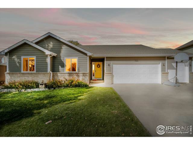 3123 50th Ave Ct, Greeley, CO 80634 (MLS #953226) :: You 1st Realty