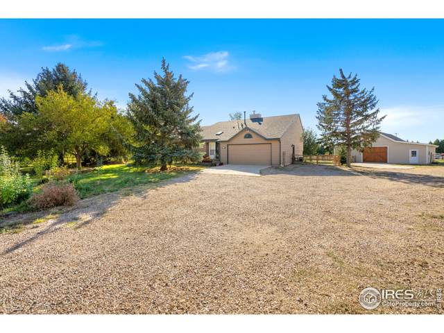 421 Ridgewood Ct, Fort Collins, CO 80524 (#953228) :: The Griffith Home Team