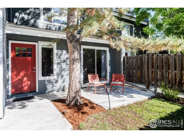 1785 Alpine Ave #4, Boulder, CO 80304 (MLS #953230) :: You 1st Realty