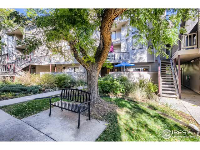 275 Pearl St #11, Boulder, CO 80302 (MLS #953242) :: You 1st Realty