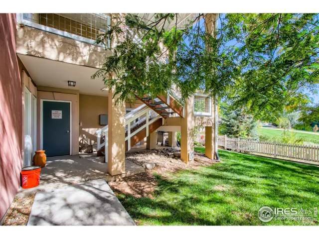 2650 Iris Ave B12, Boulder, CO 80304 (MLS #953243) :: You 1st Realty