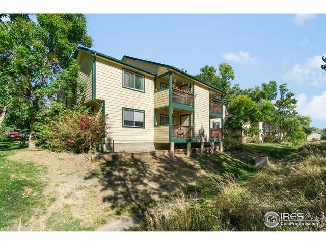 1054 Tierra Ln #202, Fort Collins, CO 80521 (MLS #953246) :: You 1st Realty
