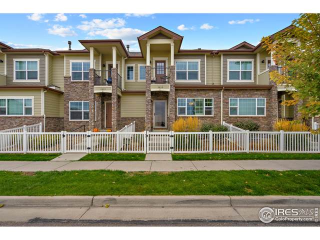 3839 Precision Dr C, Fort Collins, CO 80528 (MLS #953257) :: Kittle Real Estate
