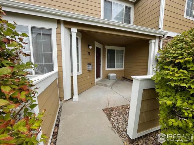 805 Summer Hawk Dr Hh53, Longmont, CO 80504 (MLS #953258) :: J2 Real Estate Group at Remax Alliance