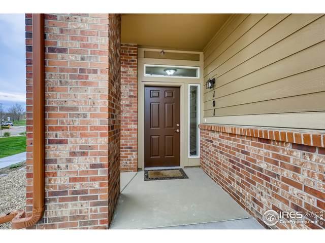 804 Summer Hawk Dr #8101, Longmont, CO 80504 (MLS #953262) :: J2 Real Estate Group at Remax Alliance