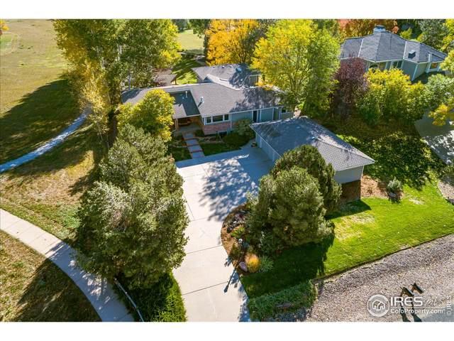 7656 Estate Cir, Niwot, CO 80503 (MLS #953287) :: Jenn Porter Group
