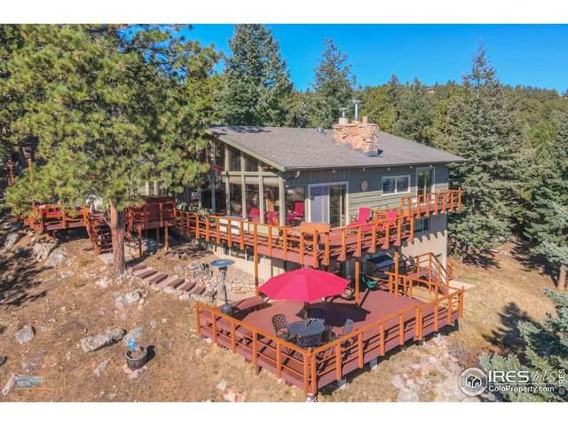 333 Sunrise Ln, Boulder, CO 80302 (MLS #953291) :: Jenn Porter Group