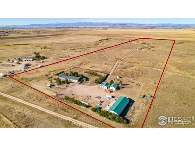 15290 N County Road 7, Wellington, CO 80549 (#953293) :: iHomes Colorado