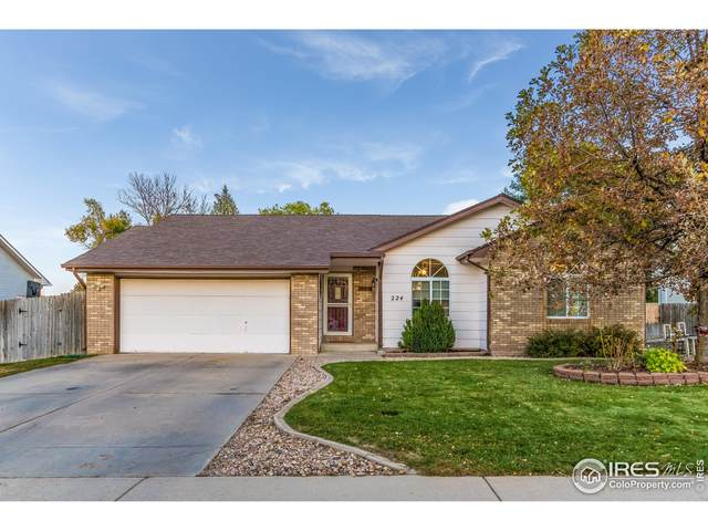 224 48th Ave, Greeley, CO 80634 (#953300) :: RE/MAX Professionals