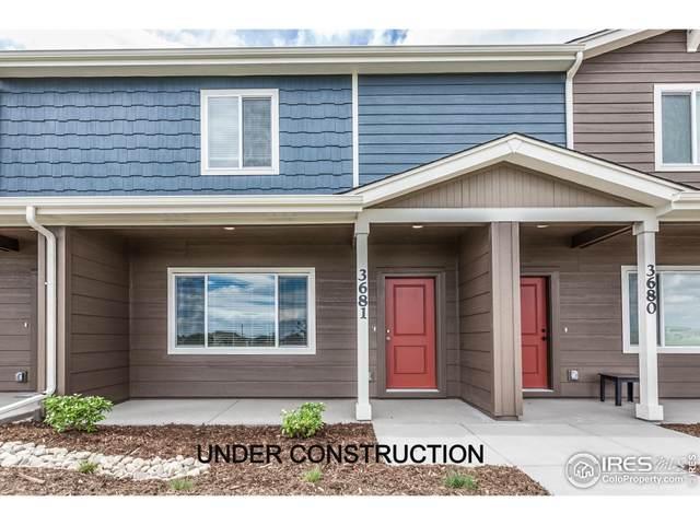 2838 Barnstormer St #3, Fort Collins, CO 80524 (MLS #953314) :: Kittle Real Estate