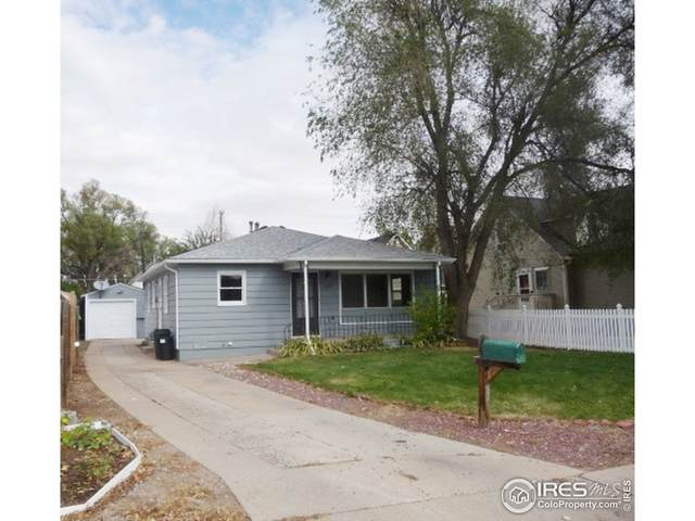 1525 7th St, Greeley, CO 80631 (MLS #953328) :: Bliss Realty Group