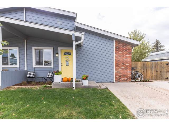 604 Pheasent View Dr #604, Frederick, CO 80530 (#953333) :: HergGroup Colorado