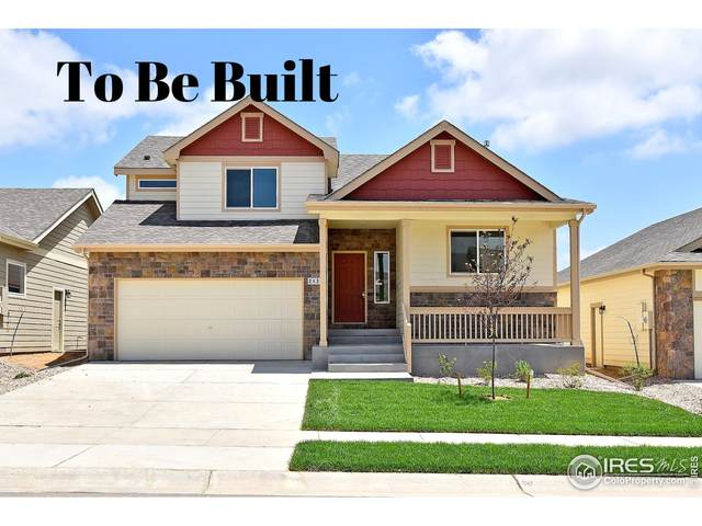 10313 18th St, Greeley, CO 80634 (MLS #953334) :: Find Colorado Real Estate