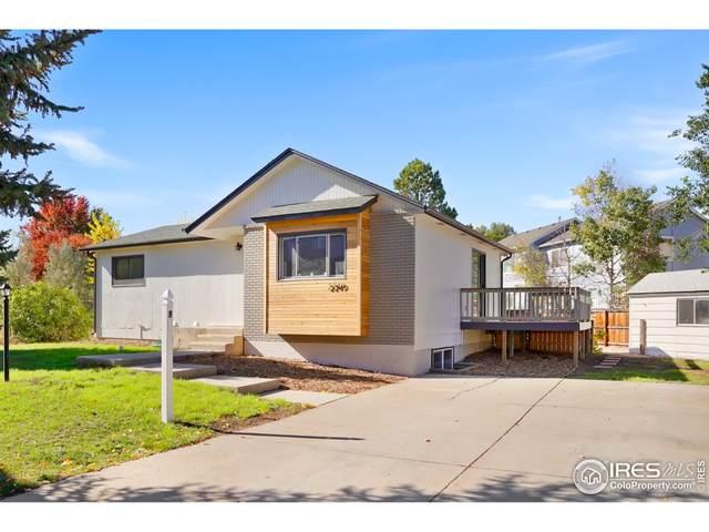 2249 3rd St SW, Loveland, CO 80537 (MLS #953346) :: Kittle Real Estate