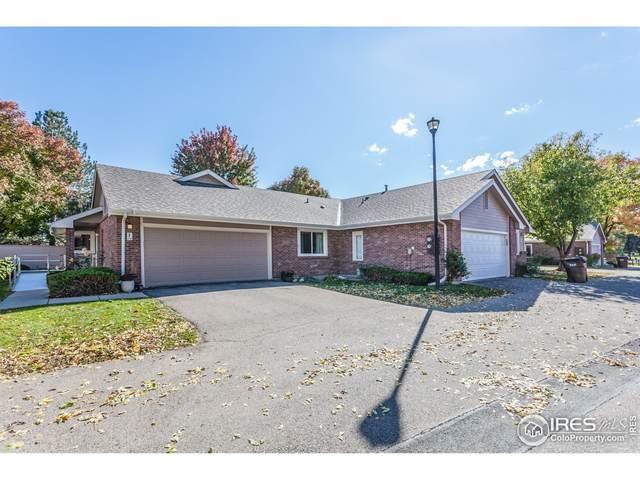 3500 Carlton Ave F29, Fort Collins, CO 80525 (MLS #953347) :: Jenn Porter Group
