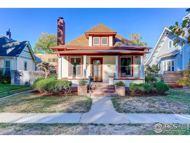 415 Emery St, Longmont, CO 80501 (MLS #953357) :: Coldwell Banker Plains